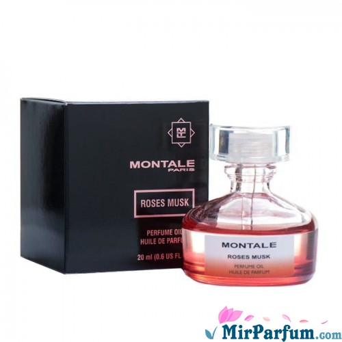 """Масляные духи Montale """"Roses Musk"""", 20ml"""