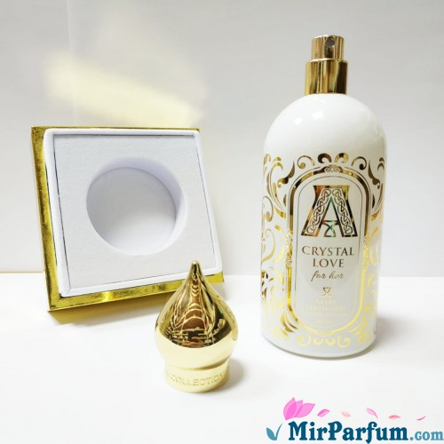 """Attar Collection """"CRYSTAL LOVE FOR HER"""", 100 ml"""