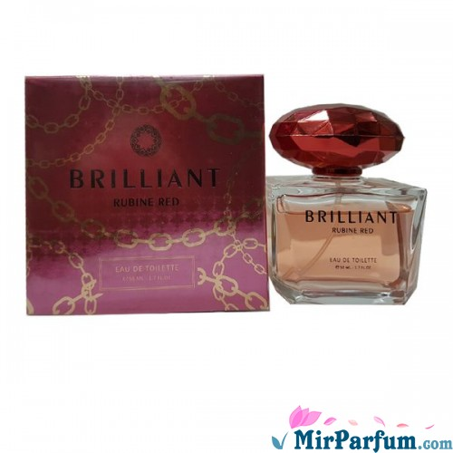 Delta Parfum Rubine Red, 50 ml