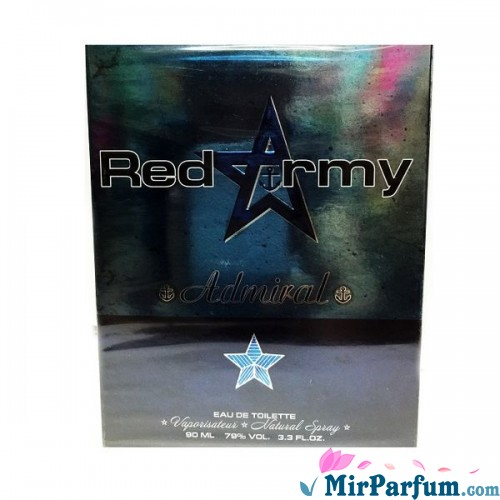 Red Army Admiral, 90 ml