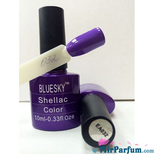 Гель лак Bluesky Shellac № EA032